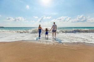 guenstig Urlaub machen als Familie